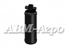 Ресивер (фільтр-осушувач) кондиціонера АВГУСТ на комбайни ДОН, АКРОС, ВЕКТОР, TORUM, NIVA-Effekt